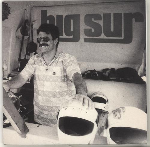 "Big Sur Big Sur EP 7"" vinyl single (7 inch record) UK IUR07BI248536"