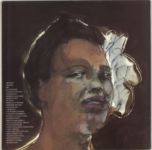 Billie Holiday God Bless The Child 2-LP vinyl record set (Double Album) UK B/H2LGO691246