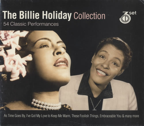 Billie Holiday The Billie Holiday Collection 3-CD album set (Triple CD) Australian B/H3CTH489420