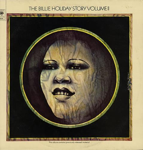 Billie Holiday The Billie Holiday Story Volume II 2-LP vinyl record set (Double Album) Dutch B/H2LTH388466
