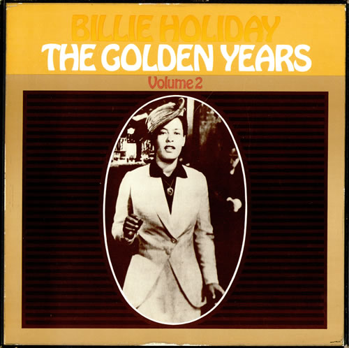 Billie Holiday The Golden Years - Volume 2 Vinyl Box Set UK B/HVXTH462965