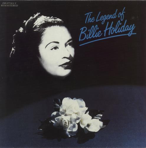 Billie Holiday The Legend Of Billie Holiday Uk Vinyl Lp