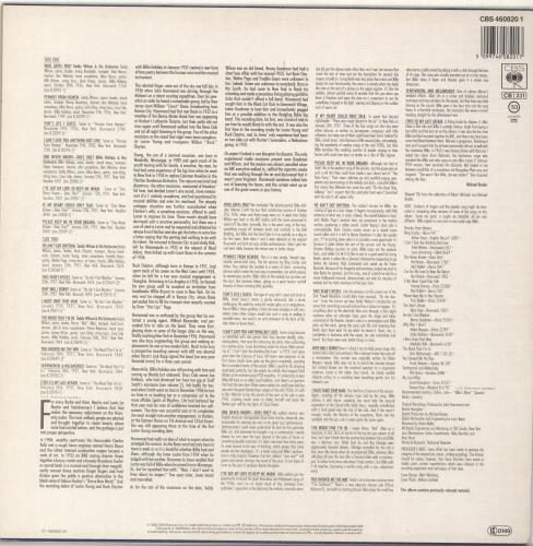 Billie Holiday The Quintessential Billie Holiday Volume 3 (1936-1937) vinyl LP album (LP record) UK B/HLPTH691247