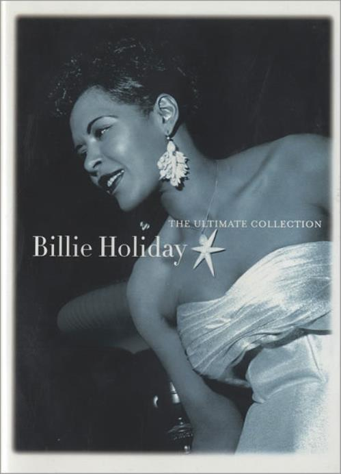 Billie Holiday The Ultimate Collection CD-R acetate US B/HCRTH494129