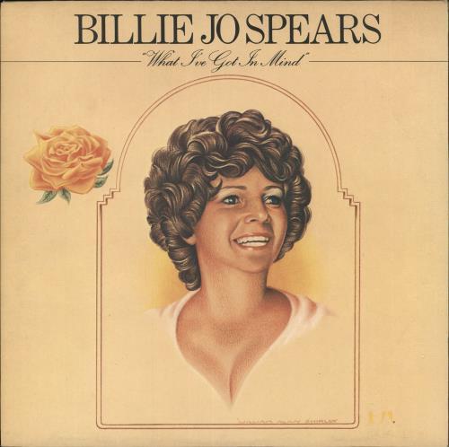 Billie Jo Spears What I Ve Got In Mind Uk Vinyl Lp Album