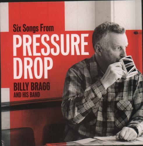 Billy Bragg Six Songs From Pressure Drop CD album (CDLP) UK BBRCDSI671742