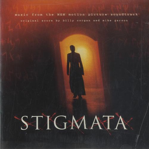Billy Corgan Stigmata CD album (CDLP) US BGNCDST195956