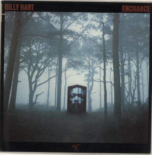 Billy Hart Enchance vinyl LP album (LP record) US QZ4LPEN704075