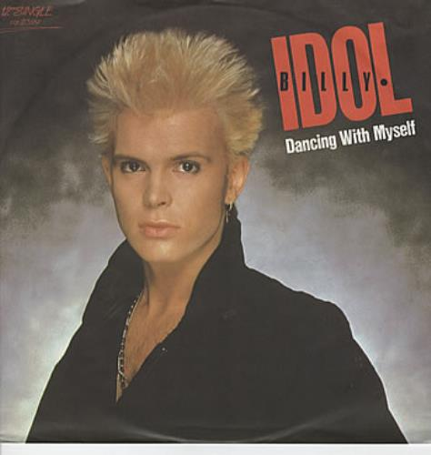 Billy Idol Dancing With Myself Australian 12 Quot Vinyl Single