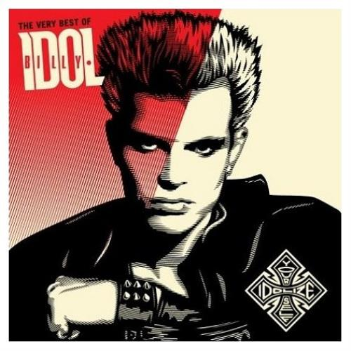 Billy Idol Idolize Yourself: The Very Best Of 2-disc CD/DVD set UK IDO2DID438962