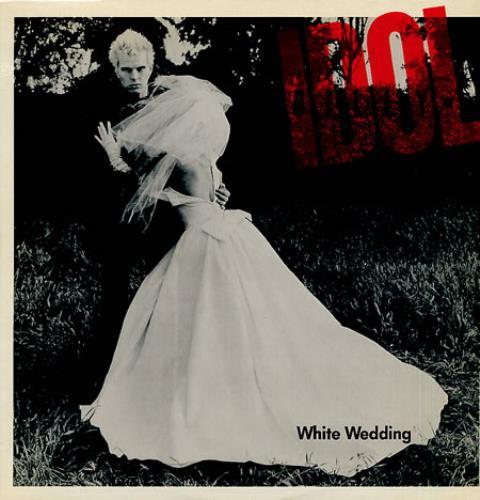 "White Vinyl US 12"" Vinyl Single"