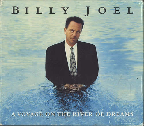 Billy Joel A Voyage On The River Of Dreams box set Australian BLYBXAV34487
