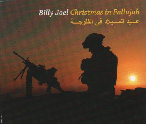 "Billy Joel Christmas In Fallujah CD single (CD5 / 5"") Australian BLYC5CH457295"