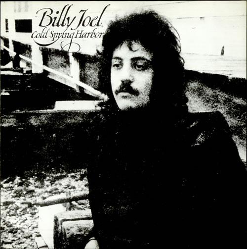 Billy Joel Cold Spring Harbor Uk Vinyl Lp Album Lp Record