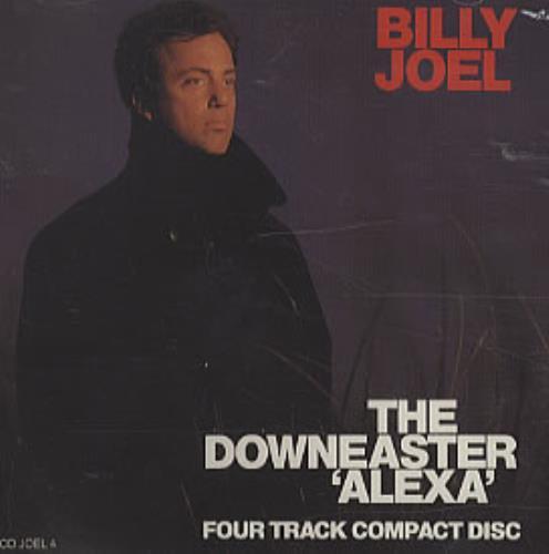 "Billy Joel The Downeaster Alexa CD single (CD5 / 5"") UK BLYC5TH57197"