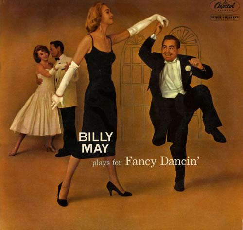 Billy May Plays For Fancy Dancin' vinyl LP album (LP record) UK BM7LPPL562799