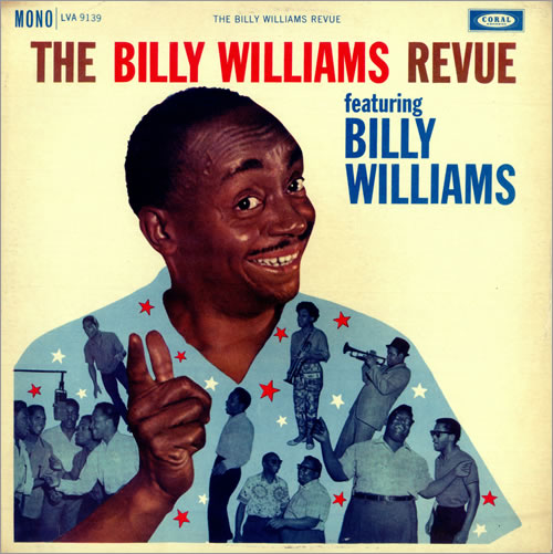 Billy Williams The Billy Williams Revue vinyl LP album (LP record) UK B17LPTH486709