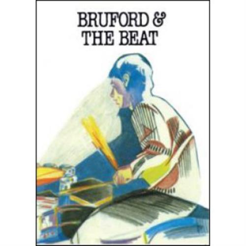 Bill Bruford Bruford And The Beat DVD UK BFODDBR461158