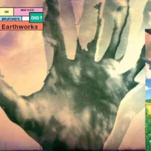 Bill Bruford Dig? 2 CD album set (Double CD) UK BFO2CDI320722