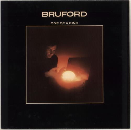 Bill Bruford One Of A Kind vinyl LP album (LP record) UK BFOLPON578488
