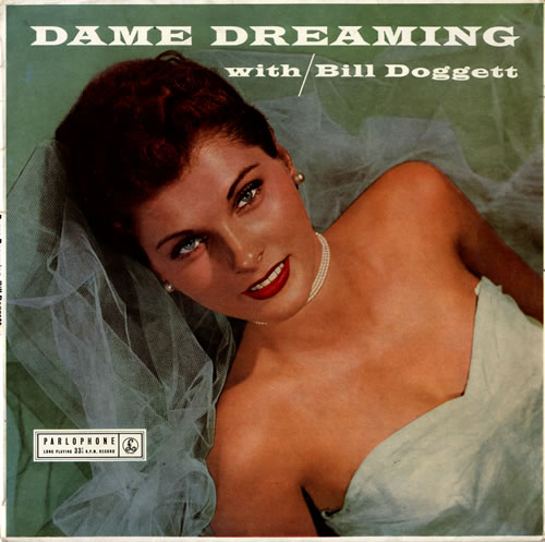 "Bill Doggett Dame Dreaming 10"" vinyl single (10"" record) UK BTJ10DA551782"