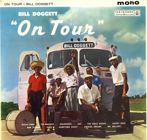 Bill Doggett On Tour vinyl LP album (LP record) UK BTJLPON559710
