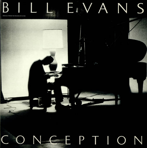 Bill Evans (Piano) Conception French 2-LP vinyl record set (Double