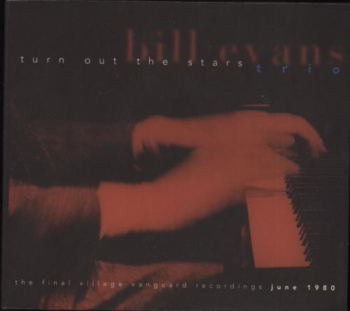 Bill Evans (Piano) Turn Out The Stars 6-CD album set US BLV6CTU736908