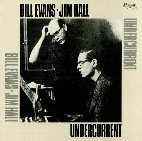 Bill Evans (Piano) Undercurrent vinyl LP album (LP record) UK BLVLPUN493547