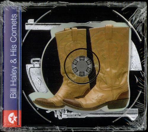 "Bill Haley & The Comets Bill Haley & The Comets CD single (CD5 / 5"") French BHYC5BI529645"