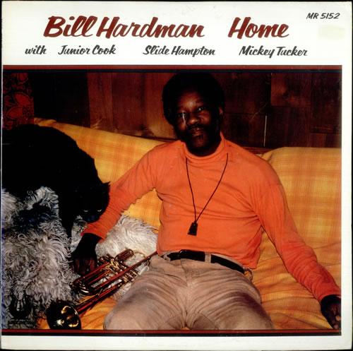 Bill Hardman Home vinyl LP album (LP record) US B8WLPHO532372