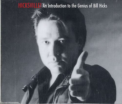 Bill Hicks Hicksville!: An Introduction To The Genius Of Bill Hicks CD album (CDLP) UK G2LCDHI624537