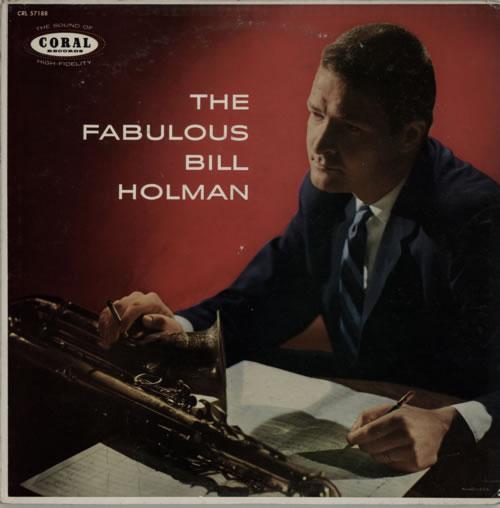 Bill Holman The Fabulous Bill Holman vinyl LP album (LP record) US HLBLPTH588976