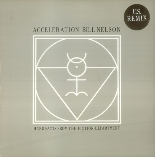 "Bill Nelson Acceleration - U.S. Remix 12"" vinyl single (12 inch record / Maxi-single) UK BSN12AC130479"