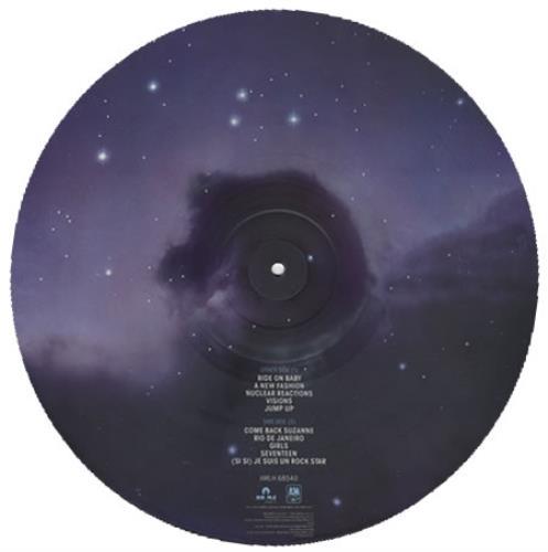 Bill Wyman Bill Wyman picture disc LP (vinyl picture disc album) UK WYMPDBI383928