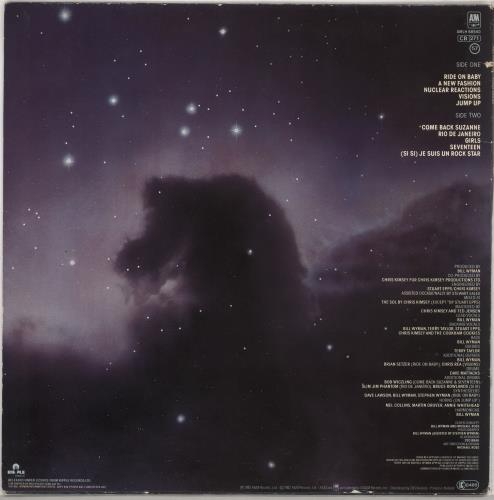 Bill Wyman Bill Wyman vinyl LP album (LP record) Dutch WYMLPBI727521