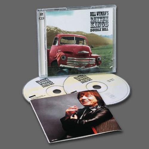 Bill Wyman Double Bill 2 CD album set (Double CD) UK WYM2CDO502578