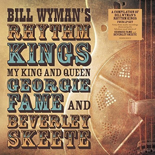 Bill Wyman My King And Queen: Georgie Fame And Beverley Skeete - Sealed Vinyl Box Set UK WYMVXMY709893