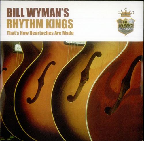 "Bill Wyman That's How Heartaches Are Made CD single (CD5 / 5"") UK WYMC5TH303243"