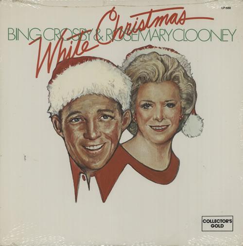 Bing Crosby & Rosemary Clooney White Christmas - Sealed vinyl LP album (LP record) US D9OLPWH639344
