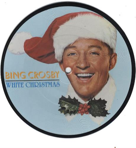 "Bing Crosby White Christmas UK 7"" vinyl"