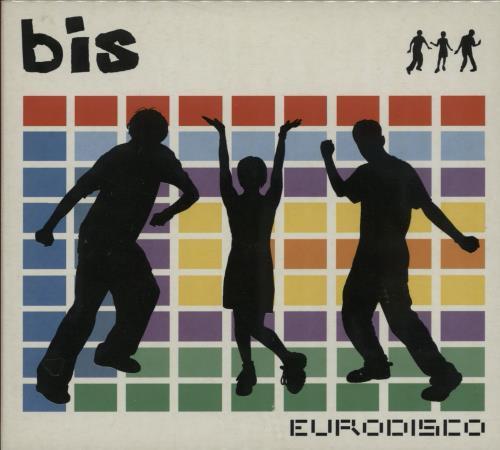 "Bis Eurodisco CD single (CD5 / 5"") UK BISC5EU198375"