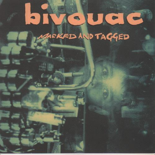 """Bivouac Marked And Tagged 7"""" vinyl single (7 inch record) UK B\V07MA645002"""
