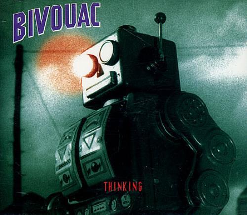 "Bivouac Thinking CD single (CD5 / 5"") UK B\VC5TH367370"