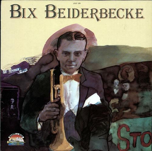 Bix Beiderbecke Bix Beiderbecke vinyl LP album (LP record) Italian BB-LPBI565386