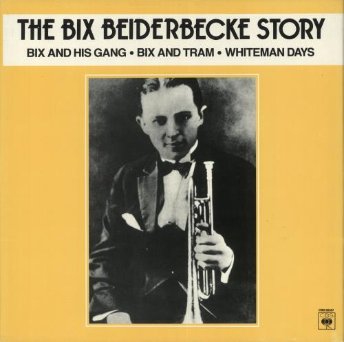 Bix Beiderbecke The Bix Beiderbecke Story Vinyl Box Set French BB-VXTH722794