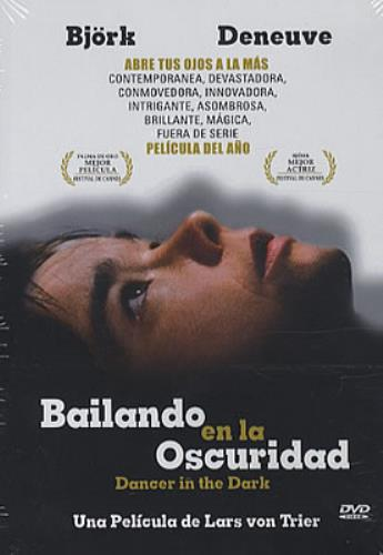 Björk Bailando En La Oscuridad DVD Mexican BJKDDBA334755