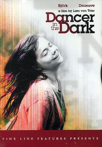 Bjork Dancer In The Dark Us Promo Dvd 362002