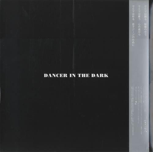 Björk Dancer In The Dark press book Japanese BJKPBDA458042