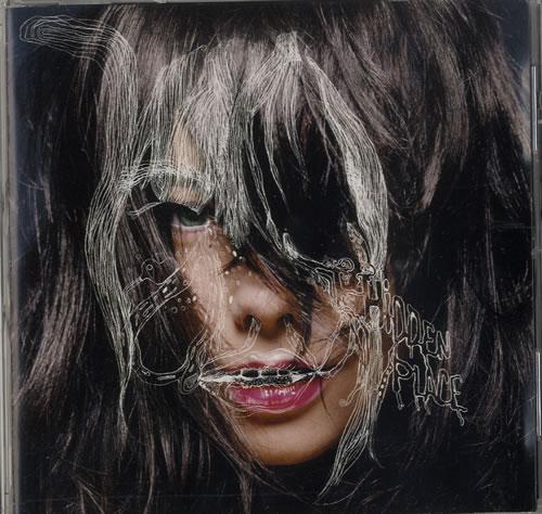 "Björk Hidden Place CD single (CD5 / 5"") Japanese BJKC5HI187038"